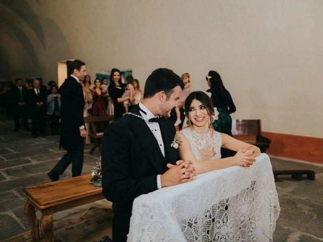 La boda de Héctor y Liz en El Marqués, Querétaro 51