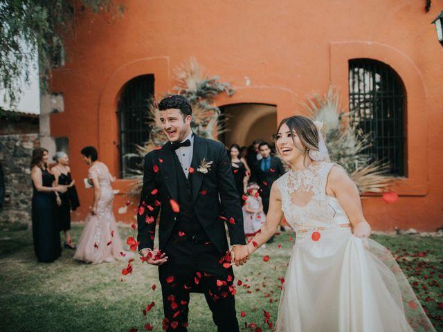 La boda de Héctor y Liz en El Marqués, Querétaro 54