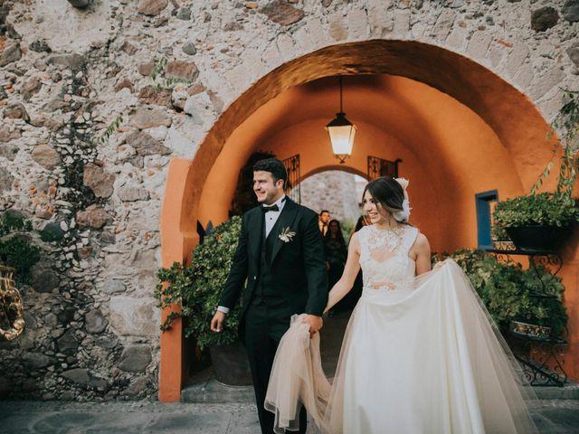 La boda de Héctor y Liz en El Marqués, Querétaro 55