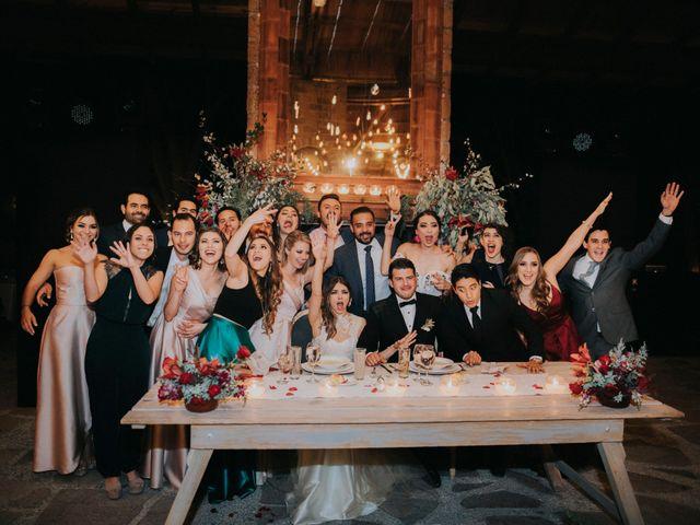 La boda de Héctor y Liz en El Marqués, Querétaro 60