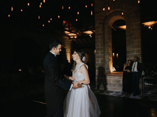 La boda de Héctor y Liz en El Marqués, Querétaro 62