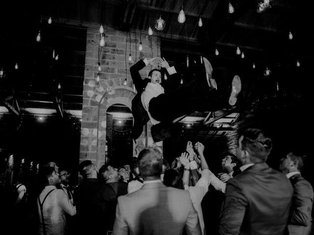 La boda de Héctor y Liz en El Marqués, Querétaro 98