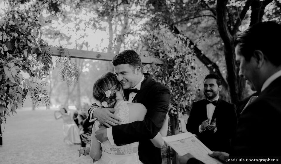La boda de Héctor y Liz en El Marqués, Querétaro