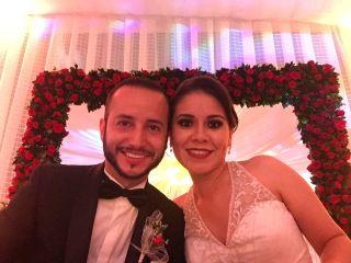 La boda de Marlen y Rafa
