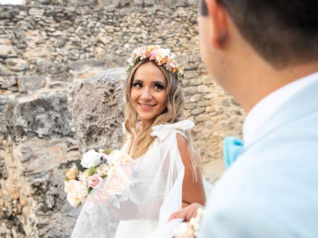 La boda de Joshua y Iris en Cancún, Quintana Roo 2