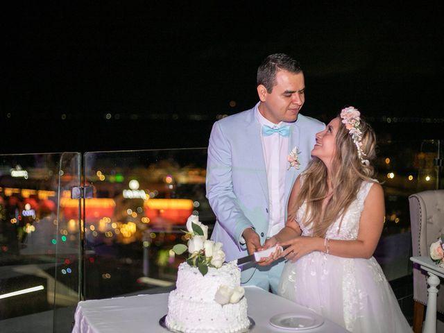 La boda de Joshua y Iris en Cancún, Quintana Roo 16