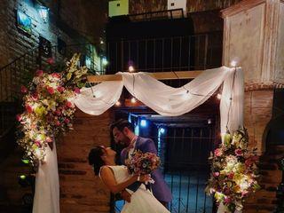 La boda de Karen y Armando 1