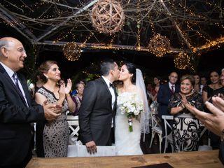 La boda de Ale y Fabi