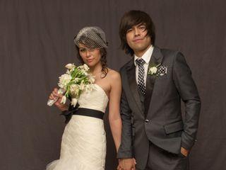 La boda de Vanessa y Héctor