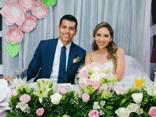La boda de Gisell y Daniel