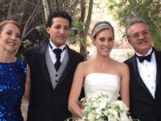 La boda de Daniel y Lucía