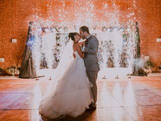 La boda de Nelia y Manuel