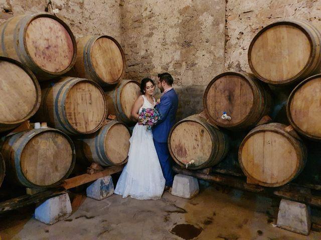 La boda de Karen y Armando