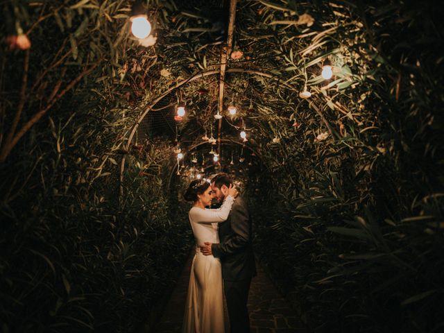 La boda de Marla y Luis