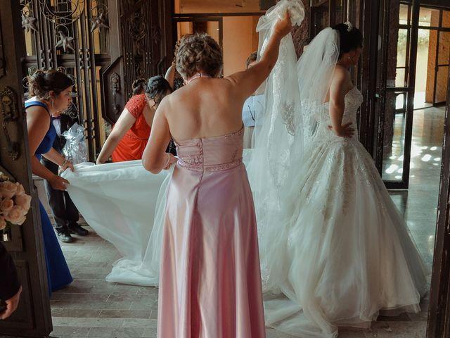 La boda de Carlos y Alicia  en Arteaga, Coahuila 2