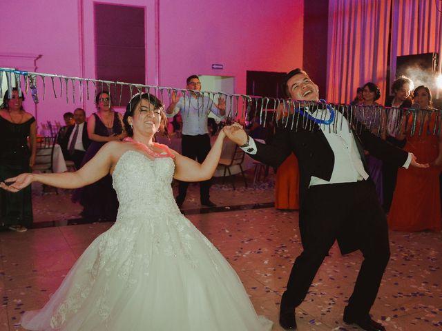 La boda de Carlos y Alicia  en Arteaga, Coahuila 15