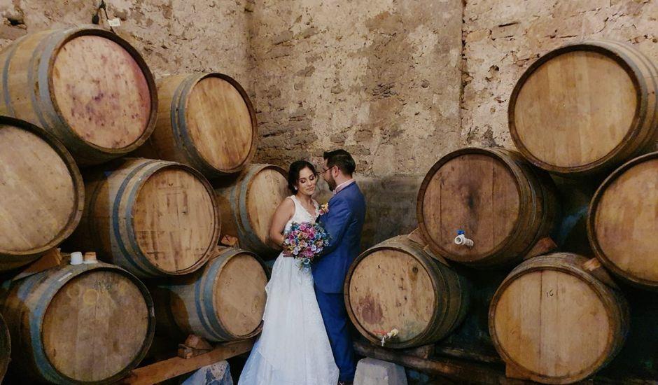 La boda de Armando y Karen en Pabellón de Arteaga, Aguascalientes
