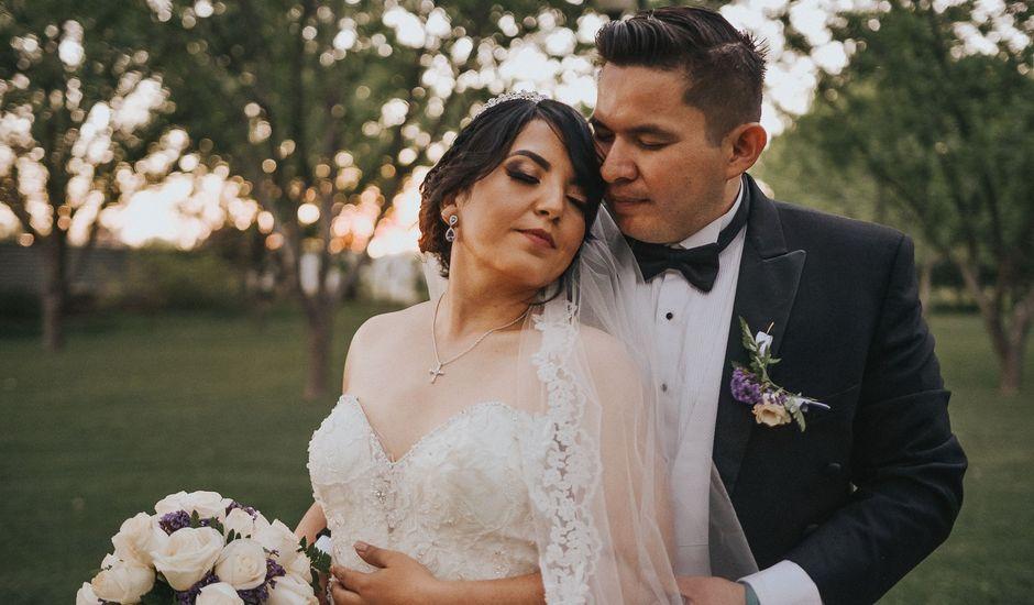 La boda de Carlos y Alicia  en Arteaga, Coahuila