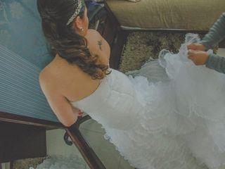 La boda de Jakelin y Carlos 1