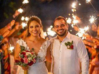 La boda de Stefania y Erick 1