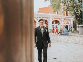 La boda de Alejandra y Amaury 1