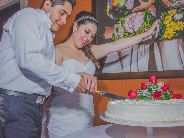 La boda de Jakelin y Carlos
