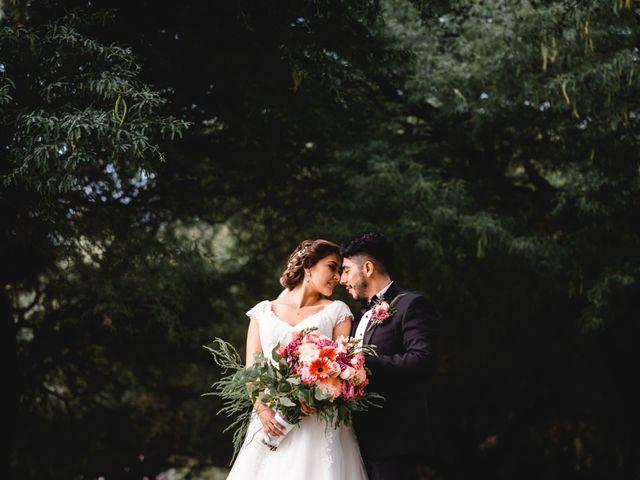 La boda de Joselín y Max