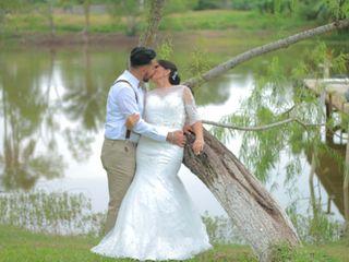 La boda de Saday y Eder