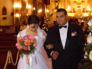 La boda de Paola y Miguel
