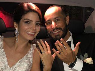 La boda de Mariana  y José María