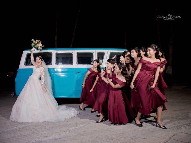La boda de Jazel  y Camilo  en La Paz, Baja California Sur 23