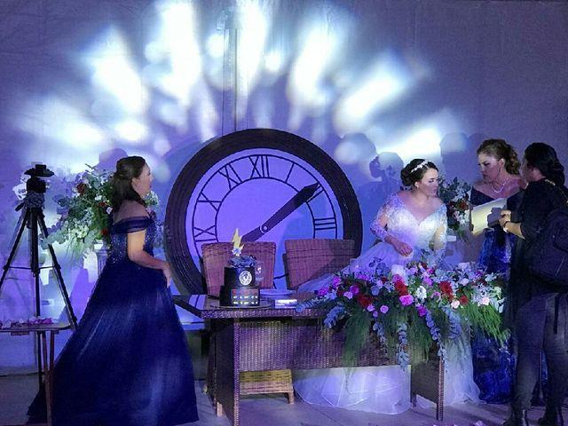 La boda de Camilo  y Jazel