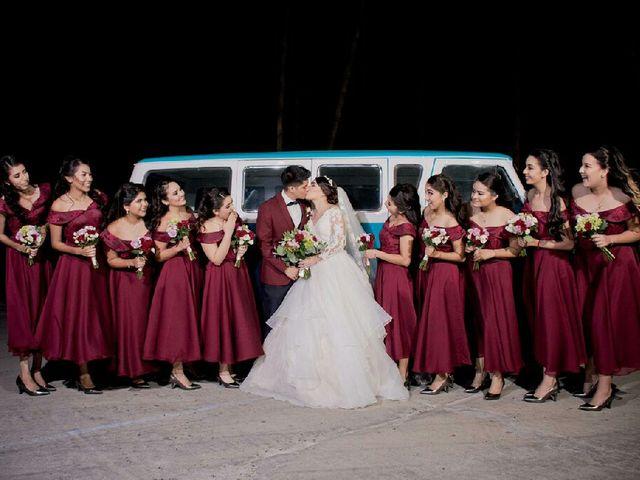 La boda de Jazel  y Camilo  en La Paz, Baja California Sur 13