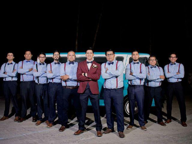 La boda de Jazel  y Camilo  en La Paz, Baja California Sur 14