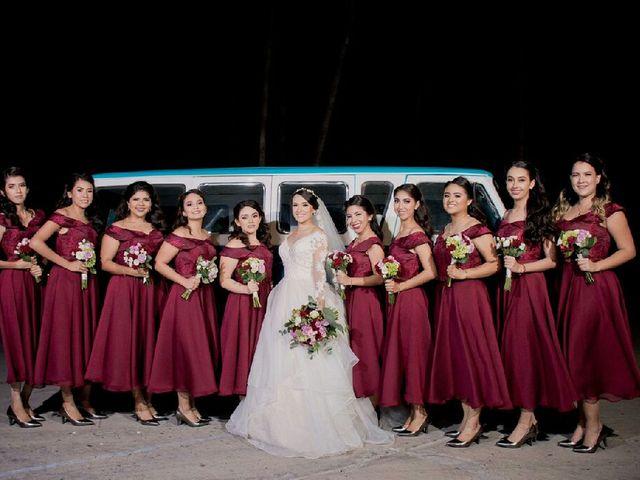 La boda de Jazel  y Camilo  en La Paz, Baja California Sur 16