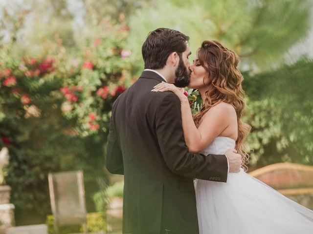 La boda de Stephanie y Salvador