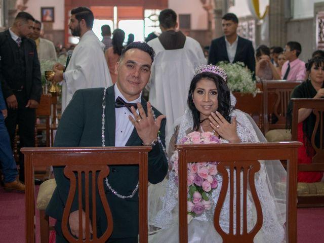 La boda de Araceli y Juan Carlos