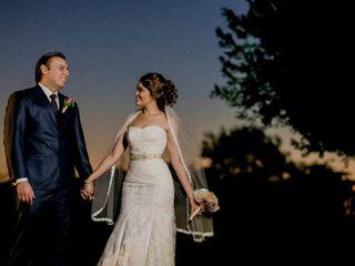 La boda de Mariel y Julio