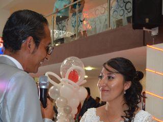 La boda de Yesenia y Faustino 2