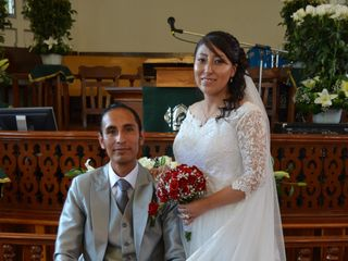 La boda de Yesenia y Faustino