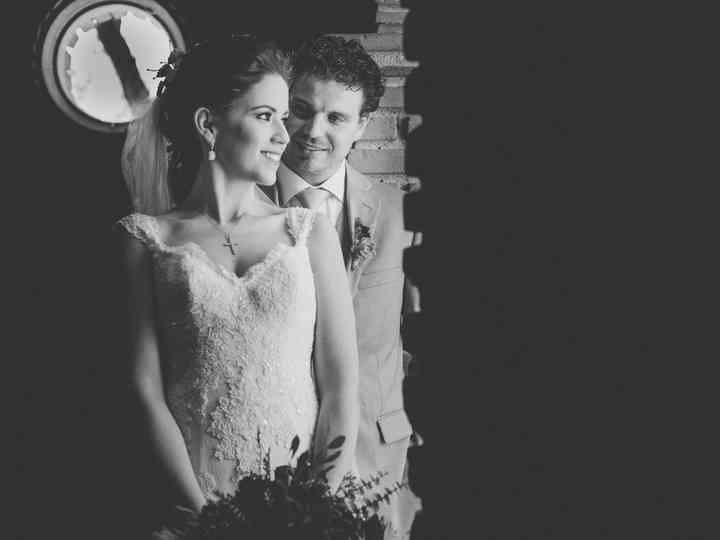 La boda de Johanna y Rolf