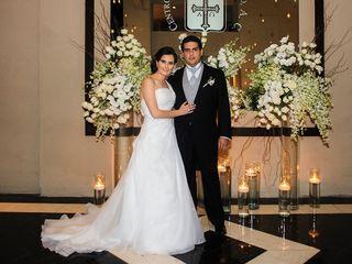 La boda de Ingrid y Raul