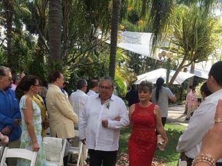La boda de Karla Fabiola  y Sebastián  1
