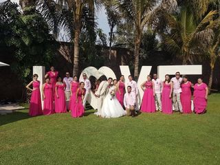 La boda de Karla Fabiola  y Sebastián  2