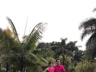 La boda de Karla Fabiola  y Sebastián  3