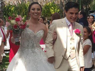 La boda de Karla Fabiola  y Sebastián