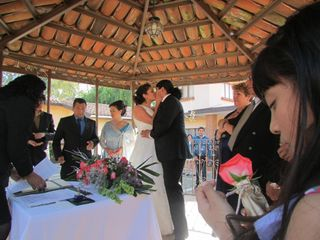 La boda de Patricia y Moisés 1