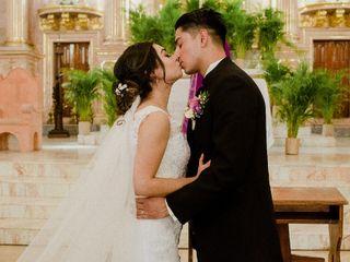 La boda de Alhelí y Erick 2