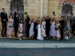 La boda de Alhelí y Erick 3