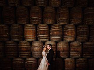 La boda de Carlos y Paloma